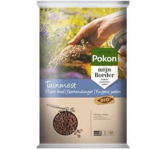 Pokon Bio Tuinmest Tuinmest in 5 of 10 kg